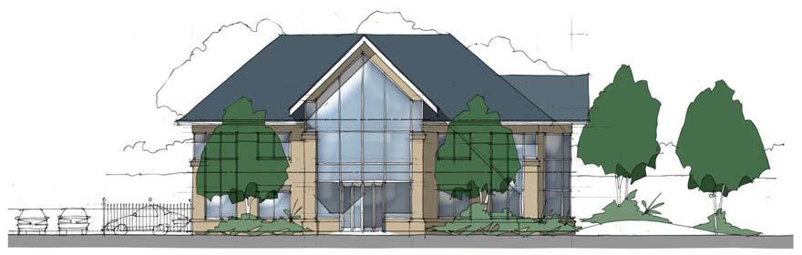 LINK HOUSE, KINGSBURY LINK, TRINITY ROAD, KINGSBURY B78 3EX