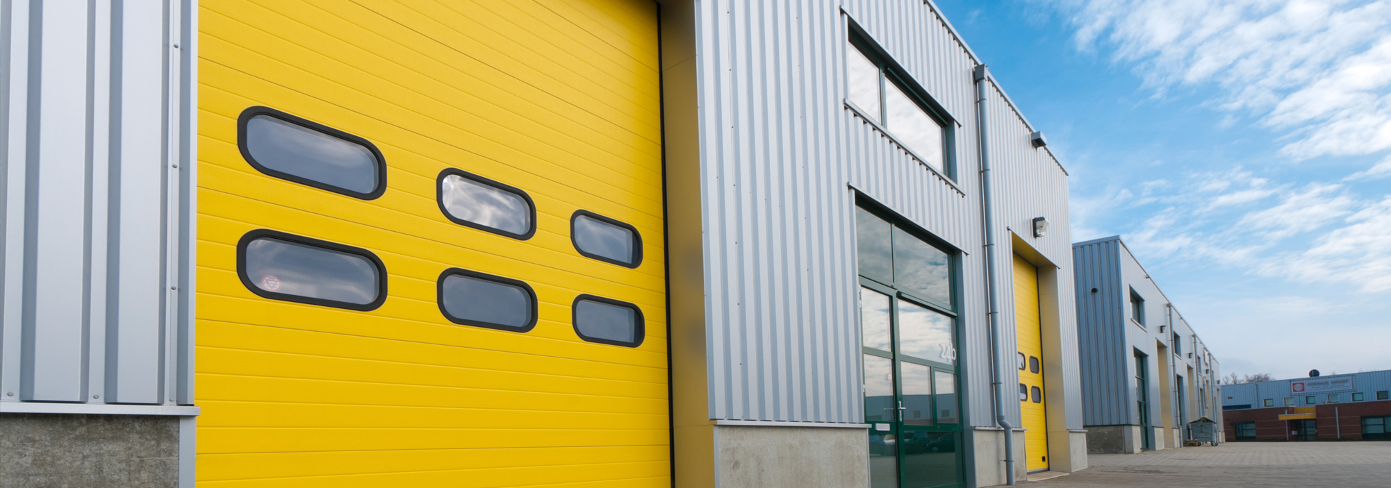 Industrial and Warehousing Solutions