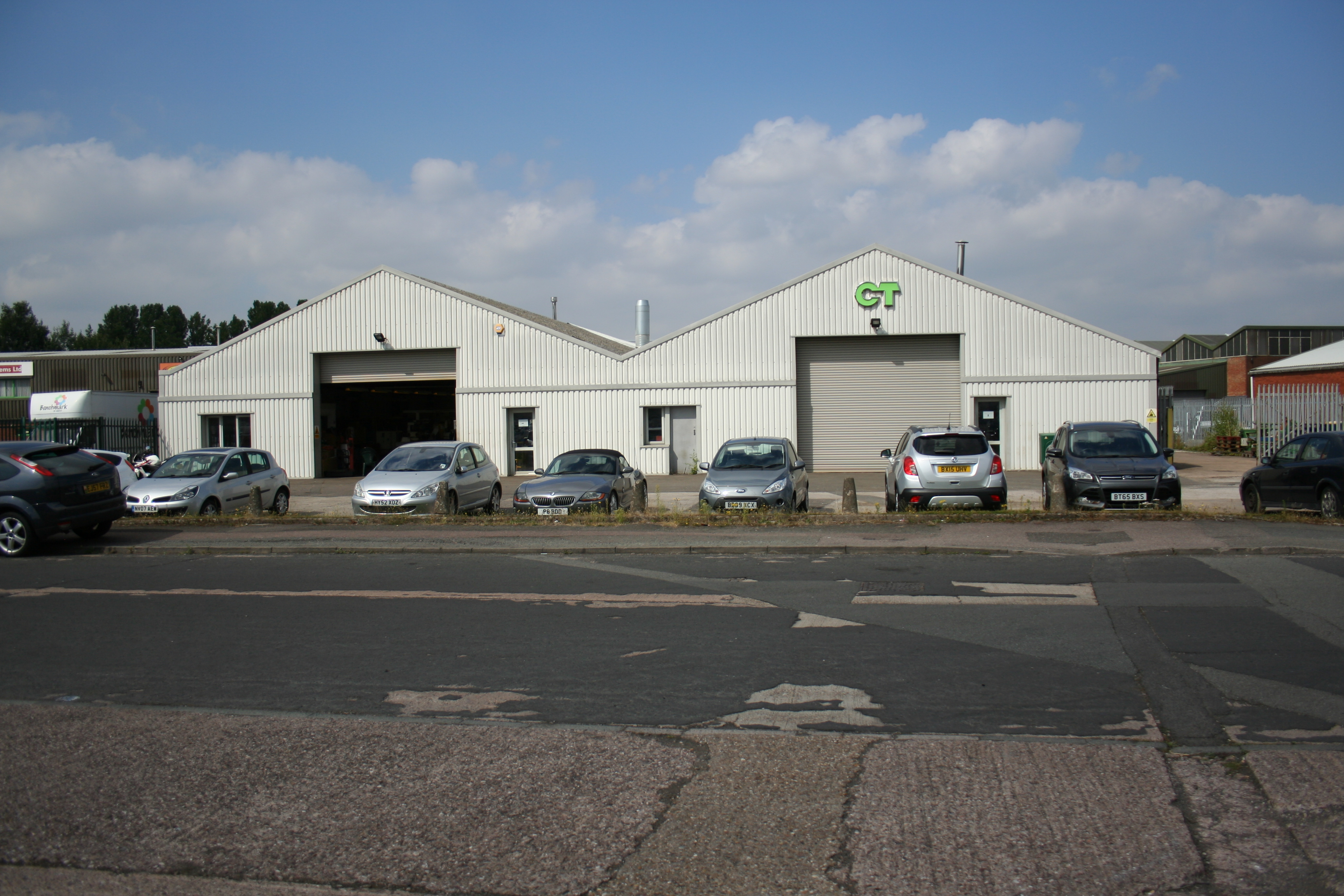 Commercial Property Lichfield
