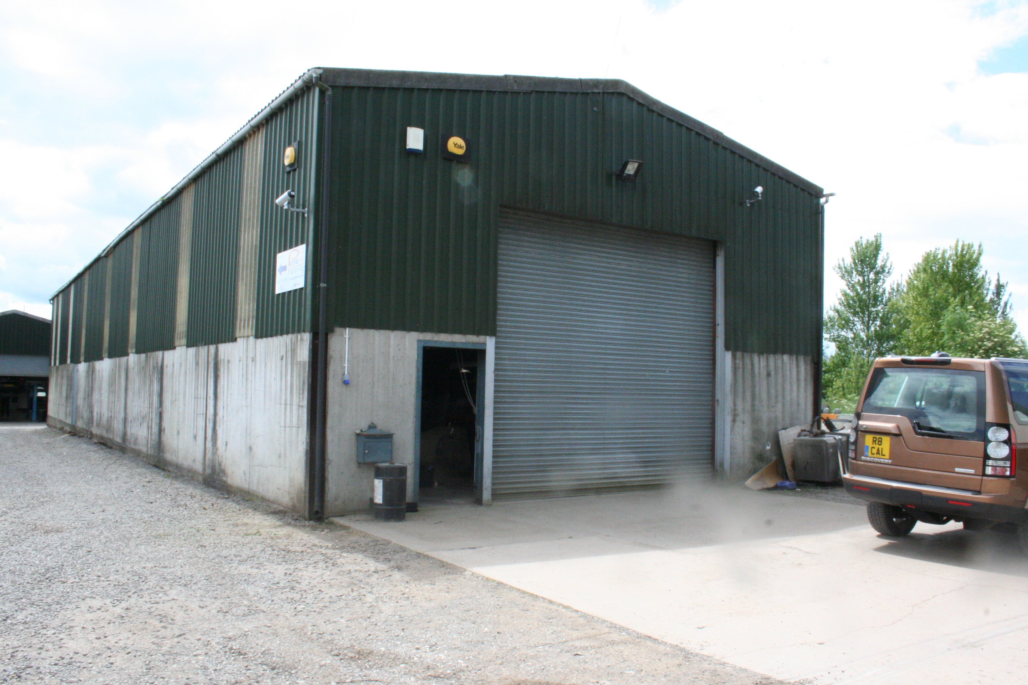UNIT 9 DONKHILL FARM CATTON SWADLINCOTE DE12 8LW