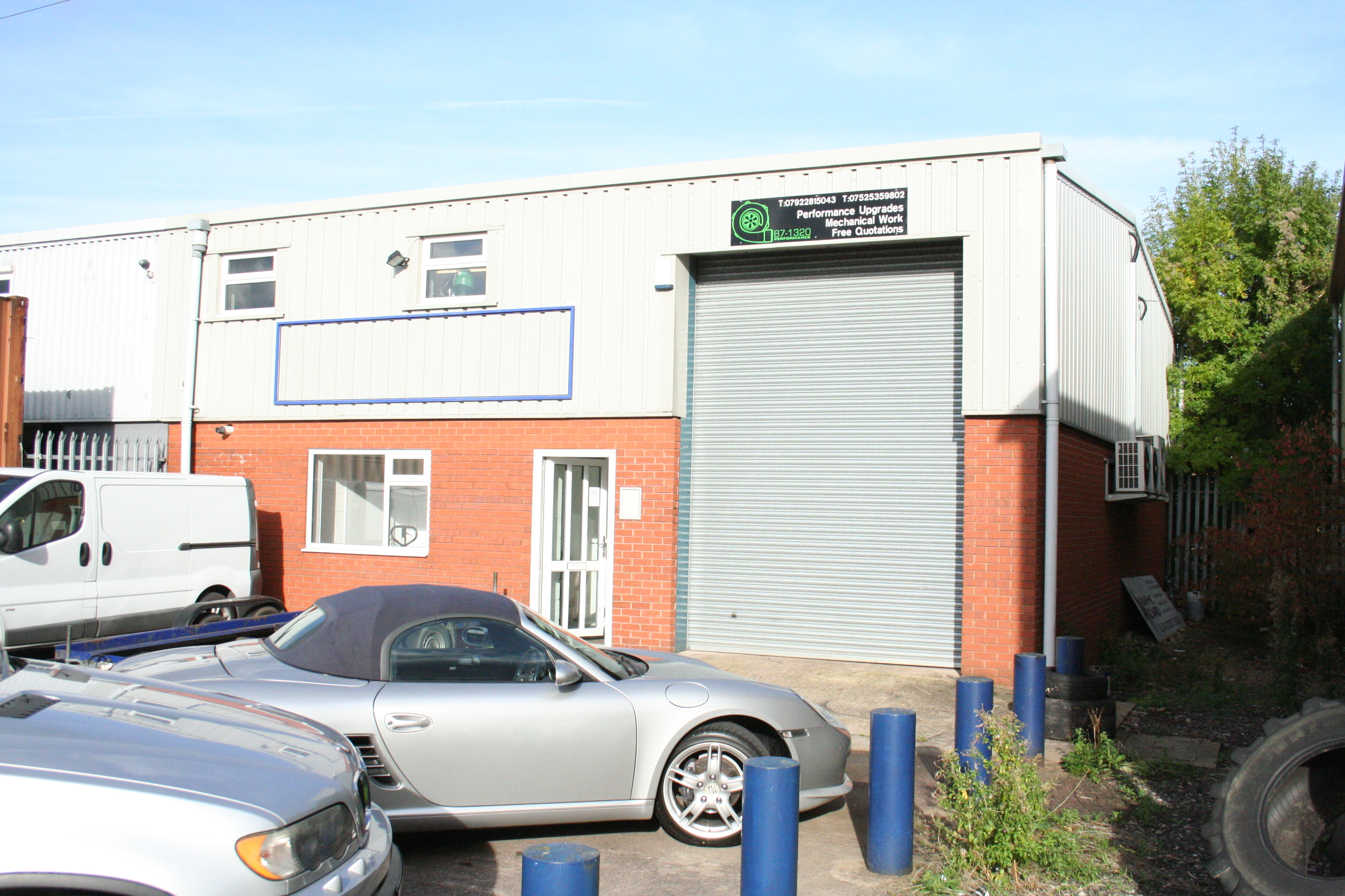103D KETTLEBROOK ROAD INDUSTRIAL ESTATE B77 1AG