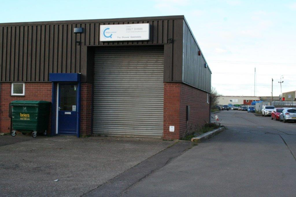 15 KEPLER LICHFIELD ROAD INDUSTRIAL ESTATE