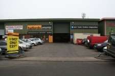 5 VIKING PARK OFF CLAYMORE TAME VALLEY INDUSTRIAL ESTATE TAMWORTH B77 5DU