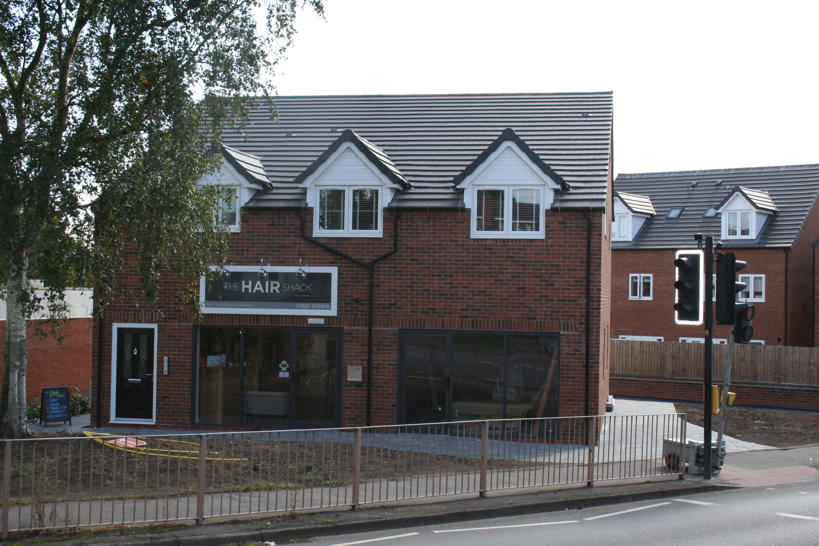 NEW INSTRUCTION HAVING CONSENT FOR A5 USE – NEW SHOP TO LET  COVENTRY ROAD KINGSBURY