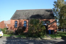 UNEXPECTEDLY RE AVAILABLE -THE OLD CHAPEL, CADOGAN ROAD, TAMWORTH B77 1PQ