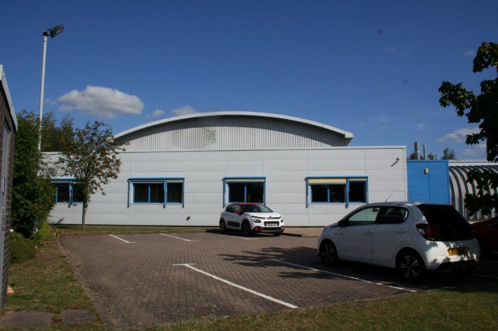 NEW INSTRUCTION FOR SALE – PREMISES OF AALBERTS SURFACE TREATMENT LTD KINGSBURY LINK TRINITY ROAD TAMWORTH B78 2EX