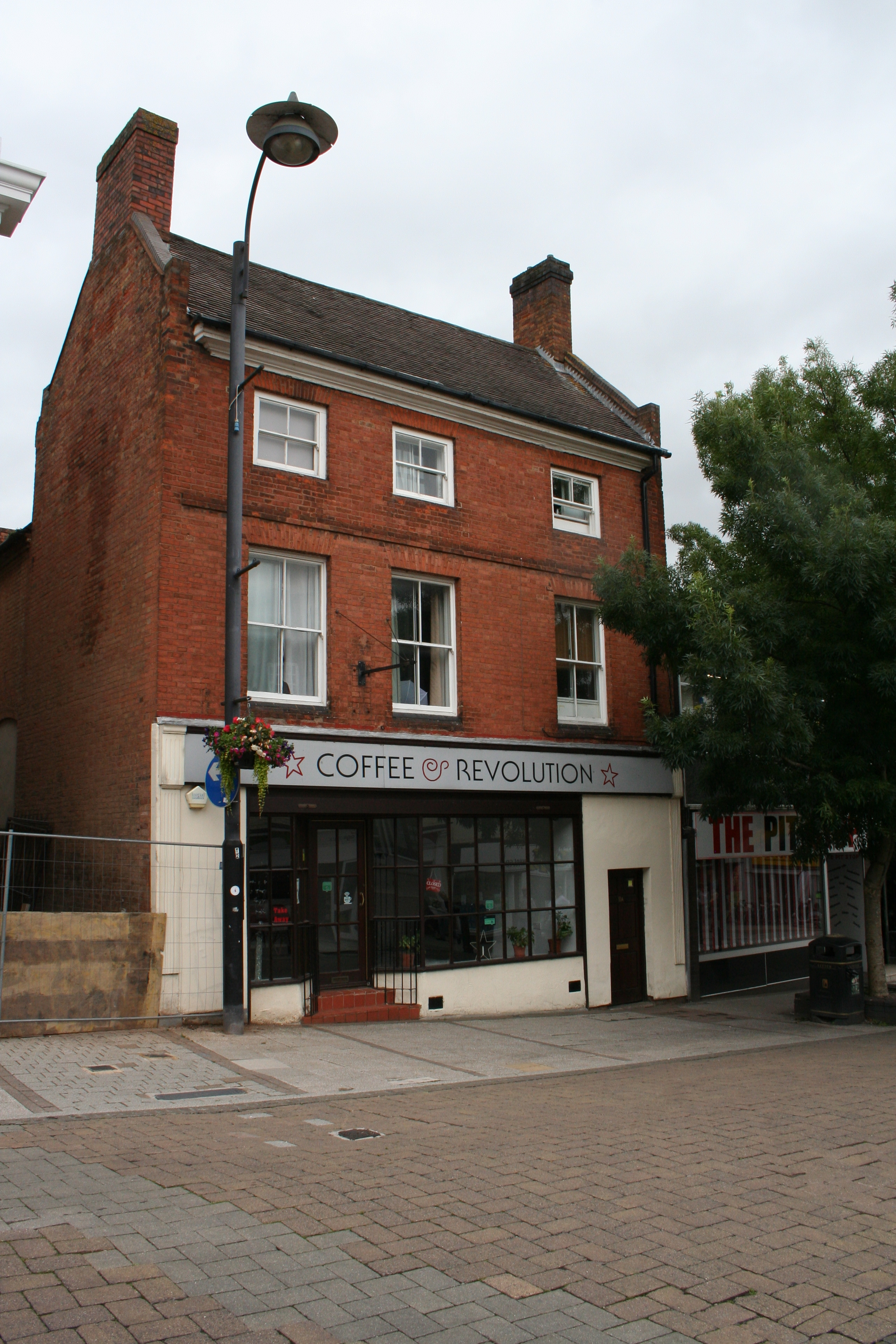 SOLD – FOR SALE FREEHOLD TAMWORTH TOWN CENTRE PREMISES