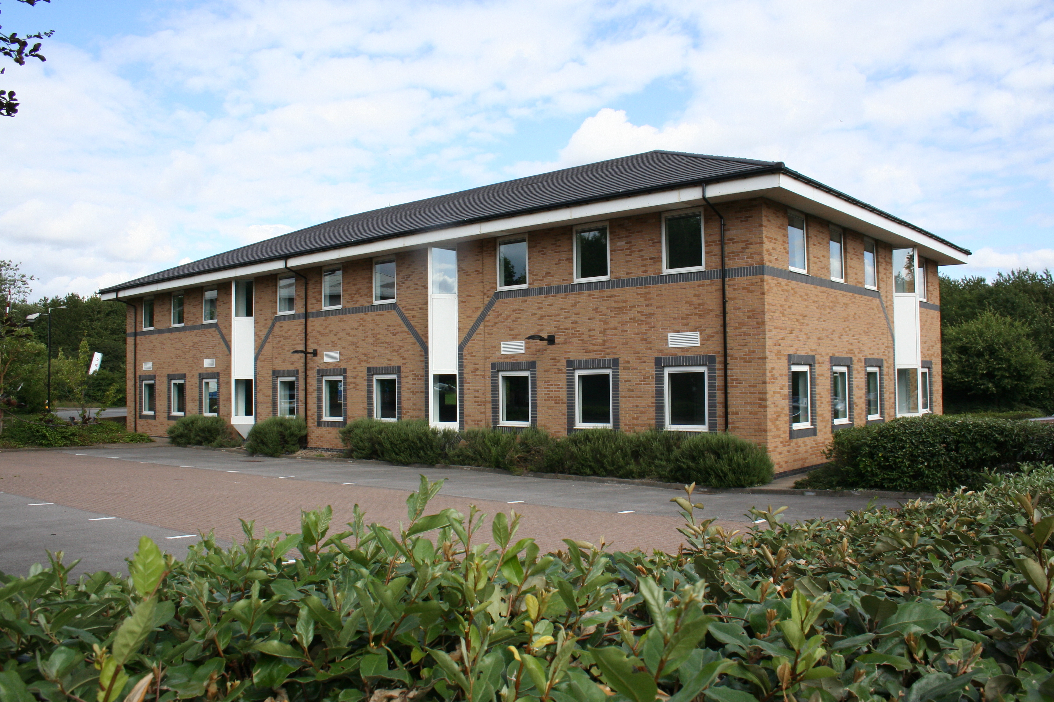 NEW INSTRUCTION – GRADE A OFFICE BUILDING 100 RELAY POINT RELAY DRIVE