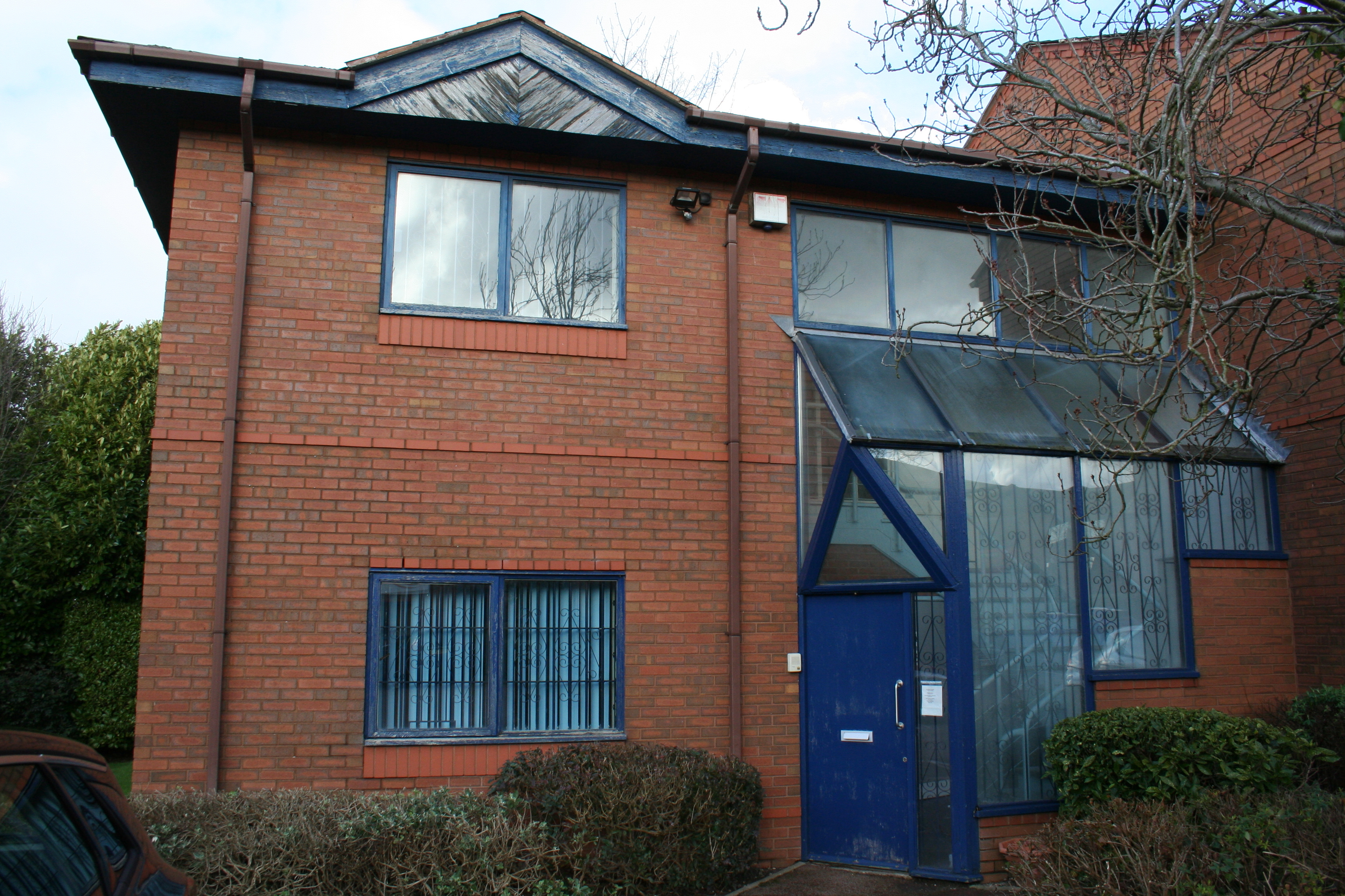 NEW INSTRUCTION  – 21 AMBER BUSINESS VILLAGE AMBER CLOSE TAMWORTH B77 4RP