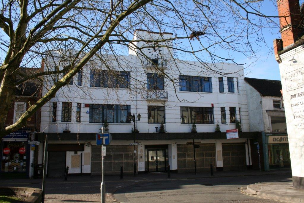 NEW INSTRUCTION – FOR SALE OR TO LET 59 – 60 CHURCH STREET TAMWORTH B79 7DF