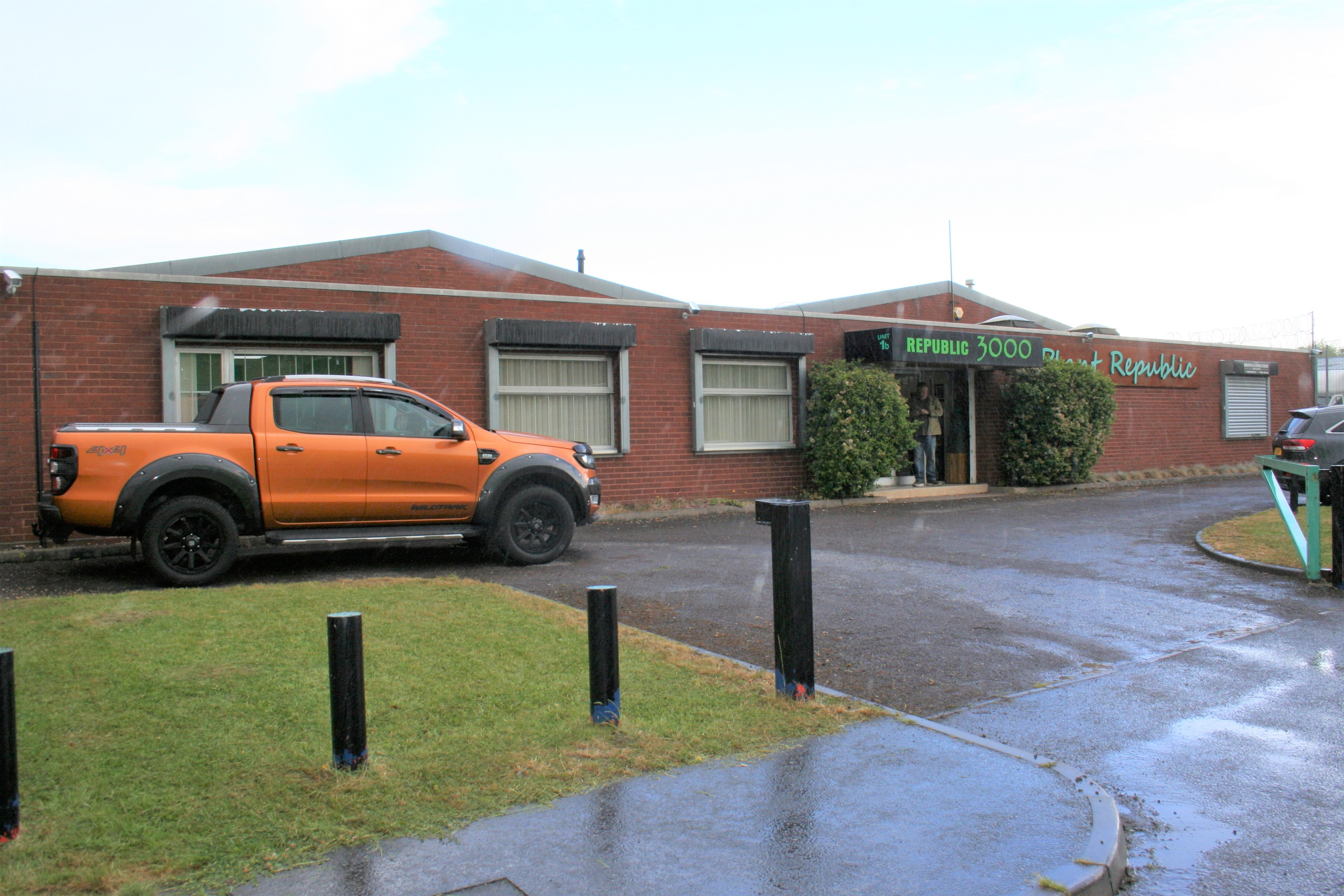 1B CLAYMORE, TAME VALLEY INDUSTRIAL ESTATE, WILNECOTE, TAMWORTH B77 5DQ